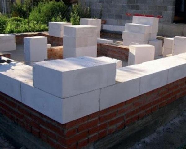 1-ый ряд блоков