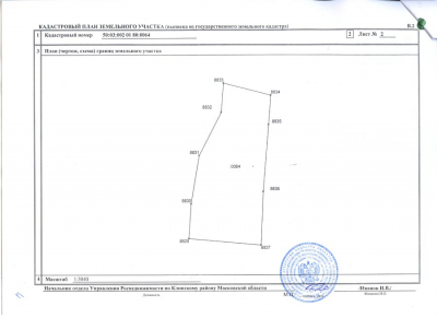 Правила планировки земельного участка