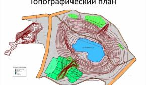 Миниатюра к статье Получение топографического плана земельного участка для Роснедраи не только. Что это такое и где его взять?