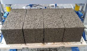 Миниатюра к статье Состав и рецептура изготовления арболитовых блоков, пропорции древесной щепы, цемента и других компонентов