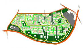 Миниатюра к статье Виды, особенности, отличие и получение ситуационного плана земельного участка